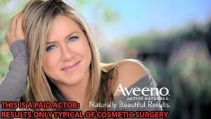StreetCred_Aveeno_Jennifer_Aniston_Paid_Actor